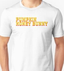 Pumpkin/Honey Bunny Unisex T-Shirt