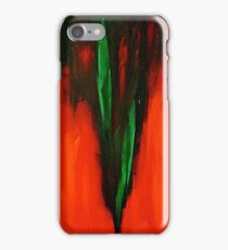 Born in the fire of life iPhone Case/Skin