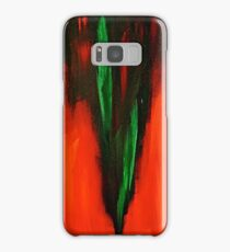 Born in the fire of life Samsung Galaxy Case/Skin