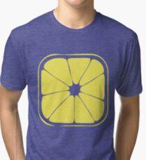 orange lemon Tri-blend T-Shirt