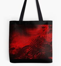 Blood Waters Tote Bag