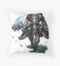 Old Nord - Guild Wars 2 Throw Pillow