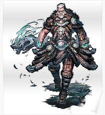 Old Nord - Guild Wars 2 Poster