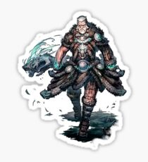Old Nord - Guild Wars 2 Sticker
