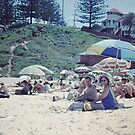 Greenmount Beach, Coolangatta, 1961 by Adrian Paul