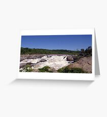 Scenic Water View Greeting Card
