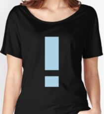 Exclamation - Yowapeda Women's Relaxed Fit T-Shirt