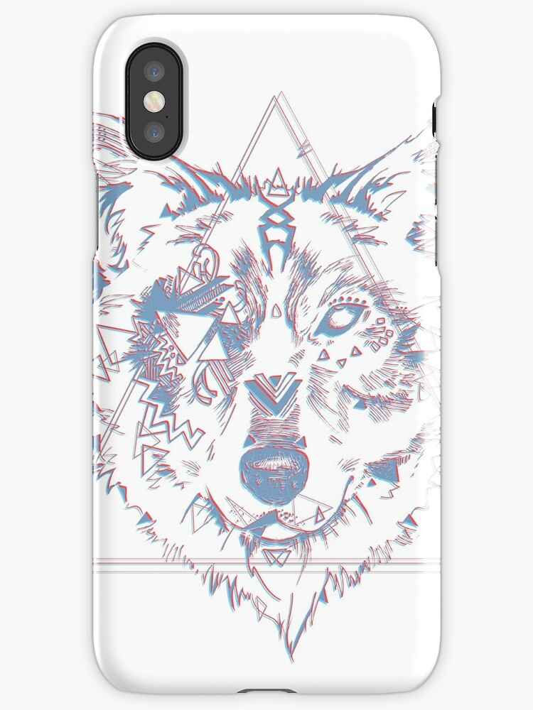 Wolf by Madison Cowles Serna