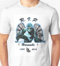 RIP Haramabe Slim Fit T-Shirt