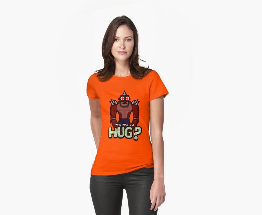 Gorpee Loves Hugs by scpmovies
