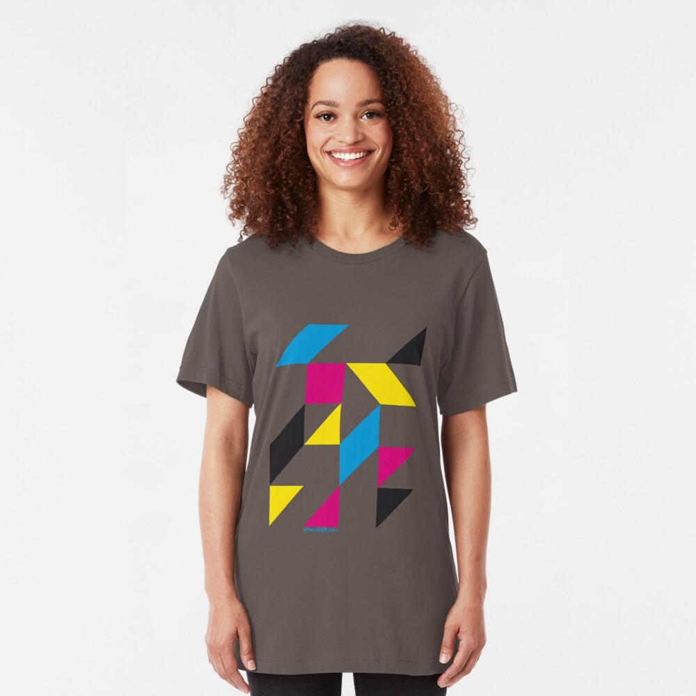 Tangram Slim Fit T-Shirt