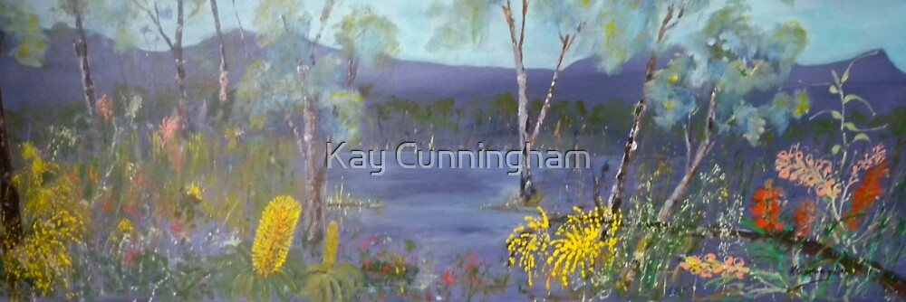 Spring in the Grampians National Park by Kay Cunningham