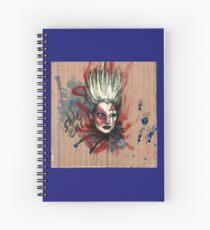 Jordan, Punk Icon Spiral Notebook