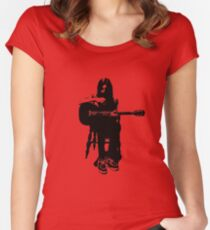 Nick Drake Women's Fitted Scoop T-Shirt