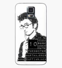 10th doctor Case/Skin for Samsung Galaxy