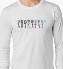 Mass Effect - The Girls Long Sleeve T-Shirt