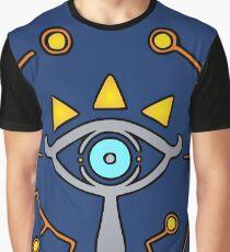 The Sheikah Slate Graphic T-Shirt