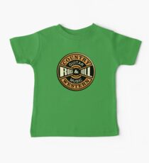 Country Western Rock&roll Kids Clothes
