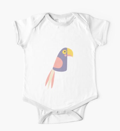 Parrots in the jungle Kids Clothes
