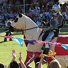 The Champion is Cheered at Medieval Fayre by JimmyChi