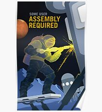 Some User Assembly Required Poster