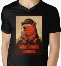Work Harder Comrade T-Shirt