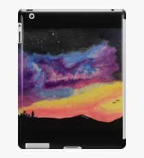 Western Galaxy iPad Case/Skin