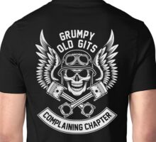 Grumpy Old Gits Complaining Chapter Unisex T-Shirt