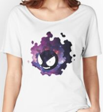 Galaxy Gastly Women's Relaxed Fit T-Shirt
