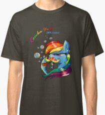 Rainbow - Stache 20% Cooler Classic T-Shirt
