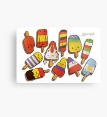 WORLD CUP 2014 LOLLIES Metal Print
