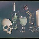 L'Absinthe C'est La Mort III by Imago-Mortis