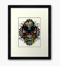 Better Colour Than Dead - Collaboration Framed Print