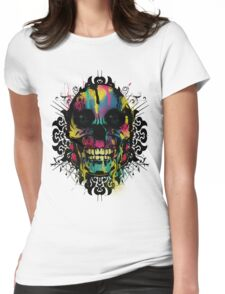 Better Colour Than Dead - Collaboration Womens Fitted T-Shirt