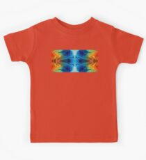 Colorful Abstract Art Pattern - Color Wheels - By Sharon Cummings Kids Clothes