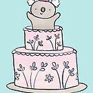 Koala Cake by zoel