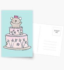 Koala Cake Postcards