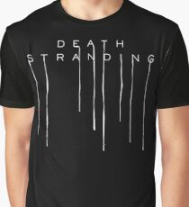 Death Stranding - Kojima 2 Graphic T-Shirt