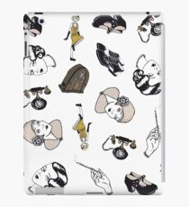 Back to the 20's iPad Case/Skin