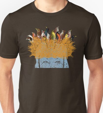Bird nest head T-Shirt