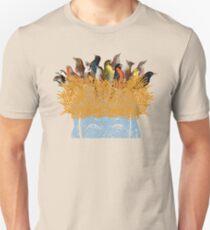 Bird nest head Unisex T-Shirt