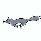 Grey Fox  by Stacey Roman