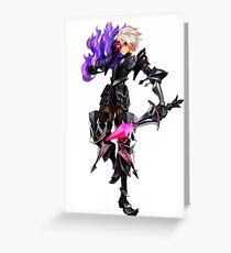Oswald Odin Sphere  Greeting Card