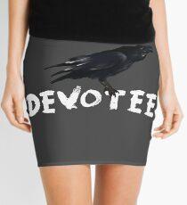 The Devotee's Crow Mini Skirt