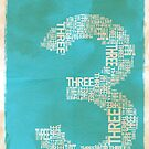 3 by axemangraphics