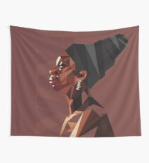 Nina - High Priestess of Soul Wall Tapestry