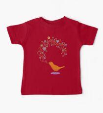 Birdsong Baby Tee