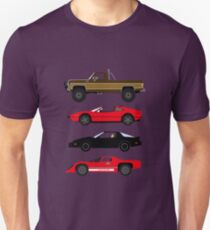 The Car's The Star: Glen A Larson Unisex T-Shirt