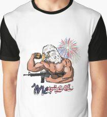 'Merica Graphic T-Shirt