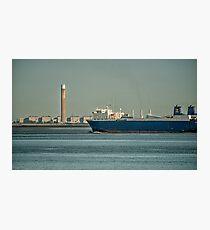 Cargo Photographic Print